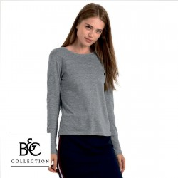 T-shirt donna manica lunga