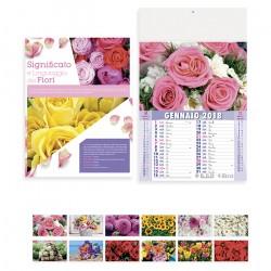 Calendari Fiori 100 pezzi