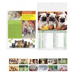 Calendari Cani e Gatti 100 pezzi