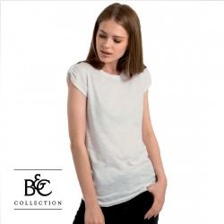 T-shirt donna fiammata