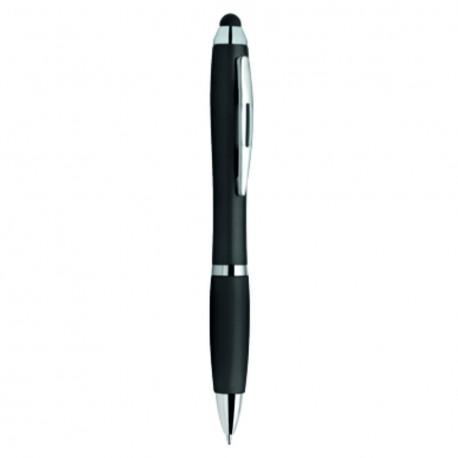 Penna a sfera con meccanismo a scatto Flash Plus