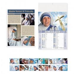 Calendari Madre Teresa di Calcutta 100 pezzi