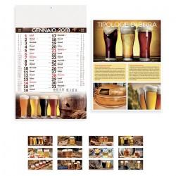 Calendari Birra 100 pezzi
