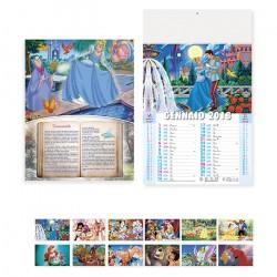 Calendari Favole 100 pezzi