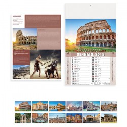 Calendari Roma 100 pezzi