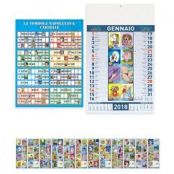 Calendari Cabala 100 pezzi