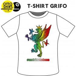 T-shirt Grifo